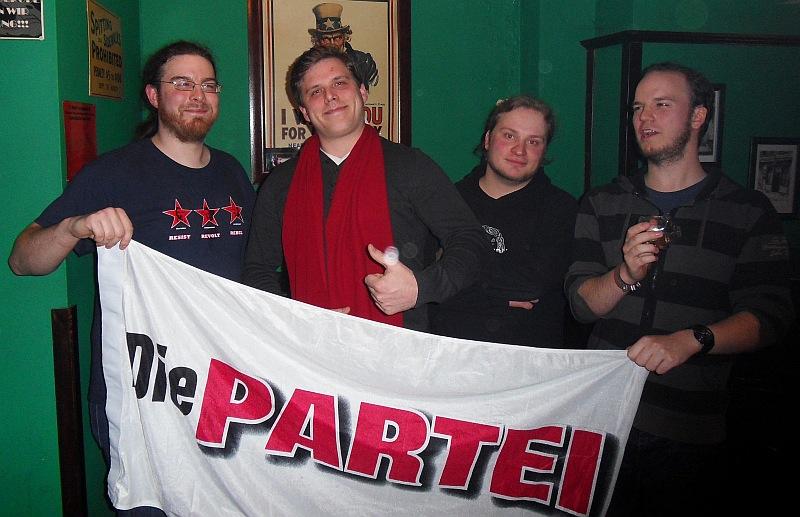 Der Kreisverband Marburg