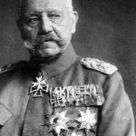 Generalfeldmarschall Paul v. Hindenburg