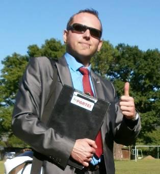 Seriöser OB-Kandidat Polz