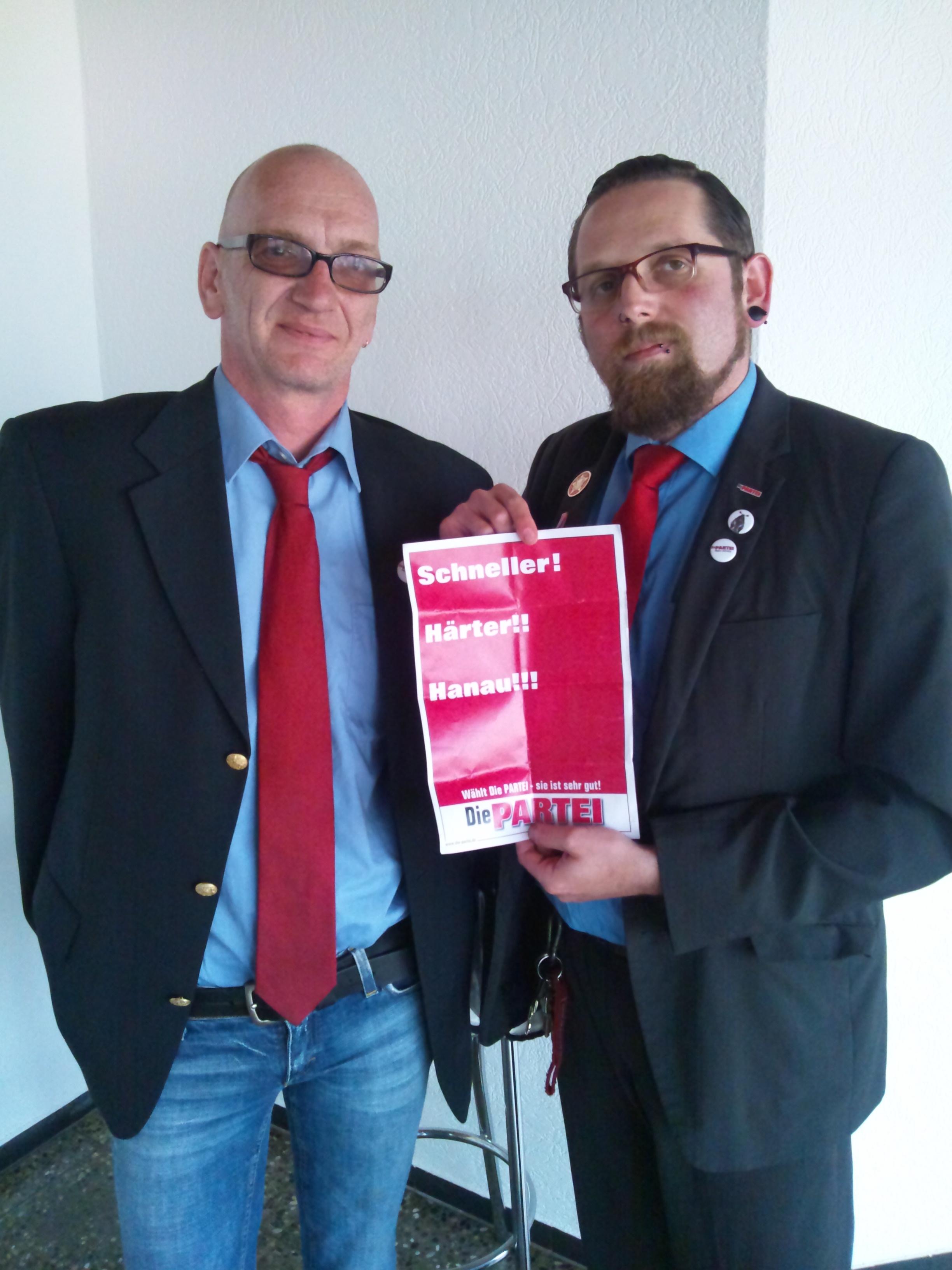 OB-Wahl in Hanau