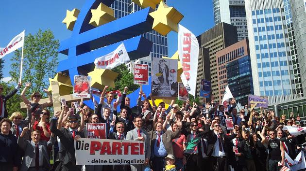 Das Volk in Frankfurt